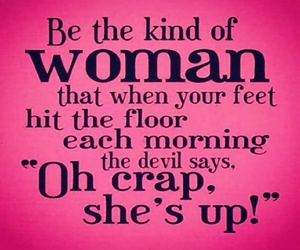 quote, woman, and funny image