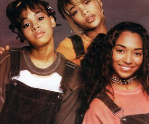 tlc, 90s, and chilli image