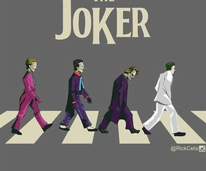 joker and dc comics image