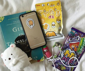 book, food, and phone case image
