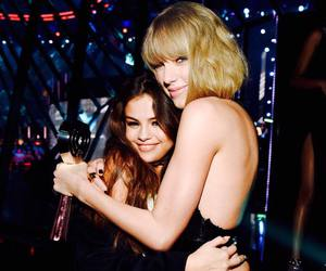 gomez, taylorswift, and sel image