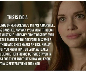 banshee, holland roden, and teenwolf image