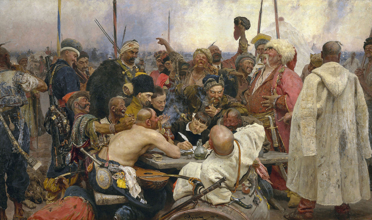 painting, art, and ilya repin image