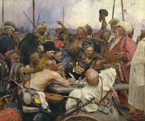 art, painting, and ilya repin image