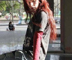 casual, urban, and ginger image