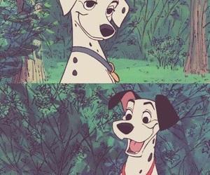 disney, dog, and 101 dalmatians image