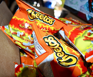 Cheetos, food, and photography image