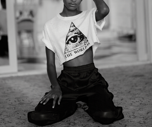 willow smith, fashion, and model image