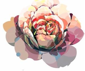 flower, wallpaper, and art image