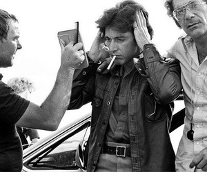 al pacino, behind the scenes, and handsome image