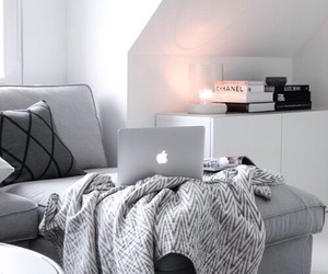 room, apple, and home image