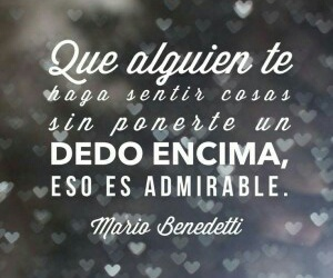 mario benedetti and frases image