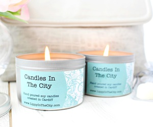 candles, spring, and home accents image
