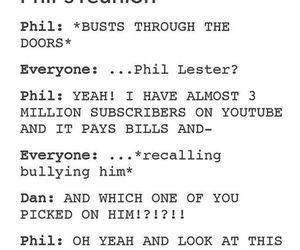 danisnotonfire, phil lester, and dan howell image