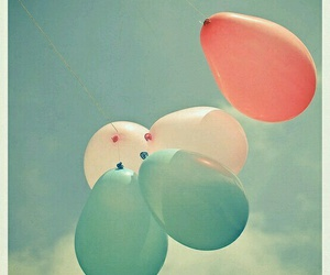 balloon, inspiration, and colors image