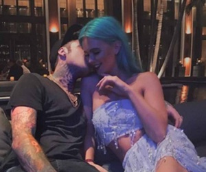 kiss, tigerlilly, and fedez image