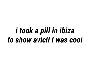 mike posner, i took a pill in ibiza, and xedits image
