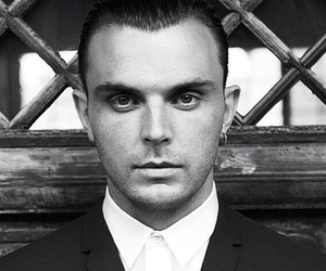 black and white, handsome, and theo hutchcraft image