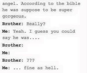 funny and lucifer image