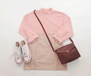 fashion, white, and kstyle image