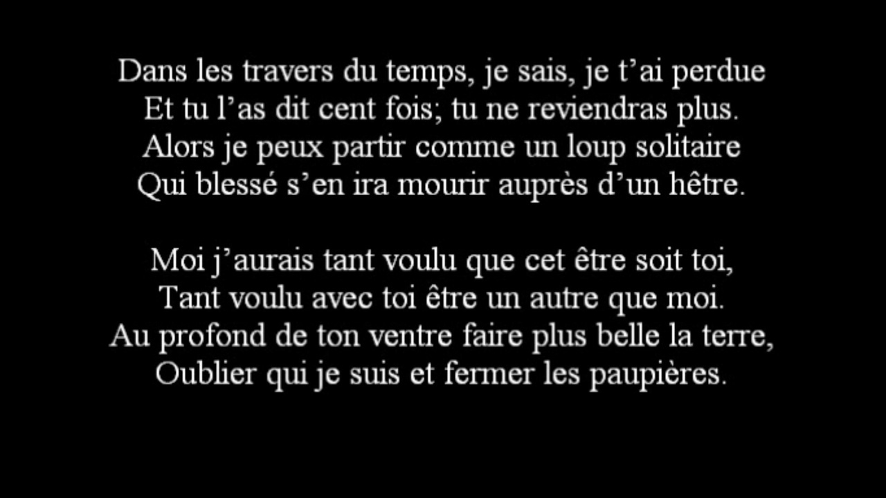 240 Images About French Citation On We Heart It See More