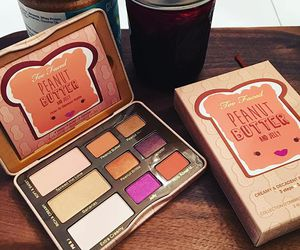 makeup, too faced, and cosmetics image