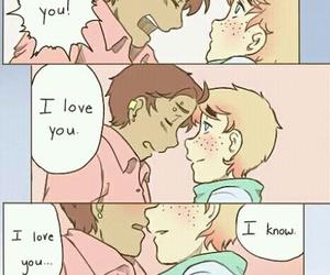 I Love You, usuk, and love image