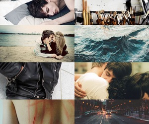 couple, shadowhunters, and lady midnight image