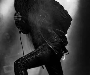 Black Metal, heavy metal, and singer image