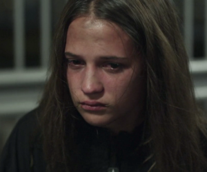 cry, movie, and sad image