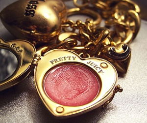 juicy couture, heart, and pretty image
