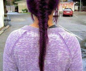 hair and morado image