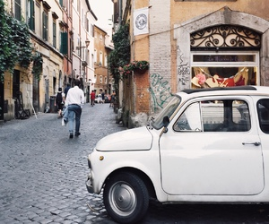 roma, travel, and italy image