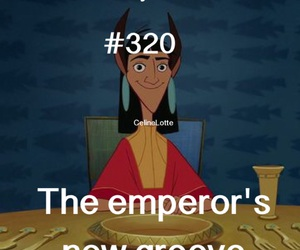 disney, movie, and the emperor's new groove image