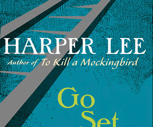 Harper Lee, to kill a mockingbird, and sequel image