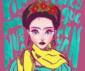 art, arte, and Frida image
