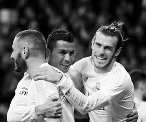 real madrid, cristiano ronaldo, and gareth bale image