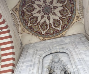 art and mosque image