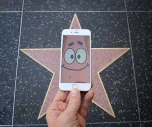 stars, patrick, and hollywood image