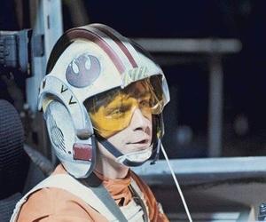 luke skywalker, photography, and star wars image