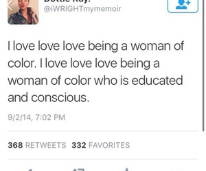 black is beautiful, love yourself, and love your color image