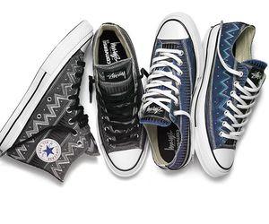 converse and blank canvas image