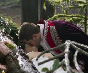 once upon a time, snow white, and prince charming image