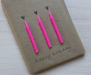 gift, diy, and birthday image