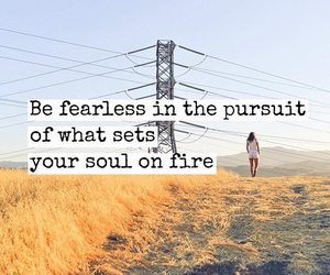fearless, quotes, and soul image