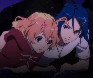 anime and macross delta image