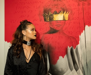 rihanna, anti, and Queen image