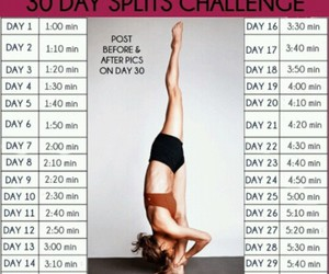 fitness, challenge, and flexibility image