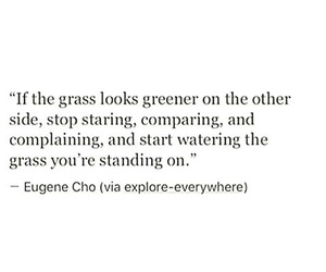 grass, hair, and quotes image