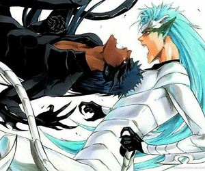 bleach, grimmjow, and knb image